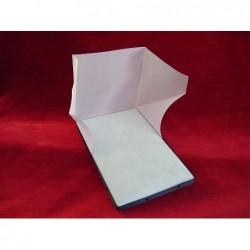 Poduszka pozłotnicza  25x15 cm